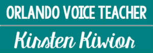 Voice Lessons with Kirsten Kiwior